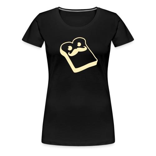 Fancy Toast - Women's Premium T-Shirt