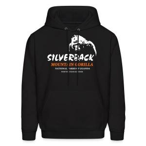 Silverback Gorilla Hoodie - Men's Hoodie