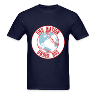 T-Shirts ~ Men's T-Shirt ~ One Nation - Mens T-Shirt
