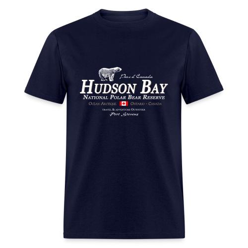 Hudson Bay Polar Bear T-Shirt - Men's T-Shirt