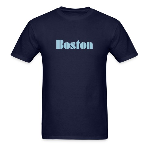 Vintage Boston  Men's T-shirt - Men's T-Shirt