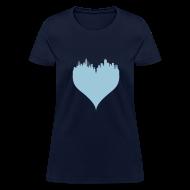 T-Shirts ~ Women's T-Shirt ~ Boston Love Women's T-shirt