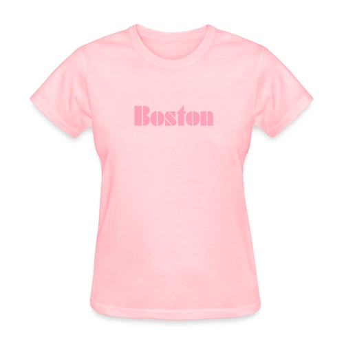 Vintage Boston  Women's T-shirt - Women's T-Shirt