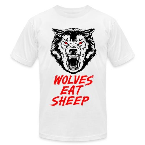 Wolves Eat Sheep - Men's  Jersey T-Shirt