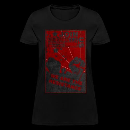 Ladies Resistance Tee - Women's T-Shirt