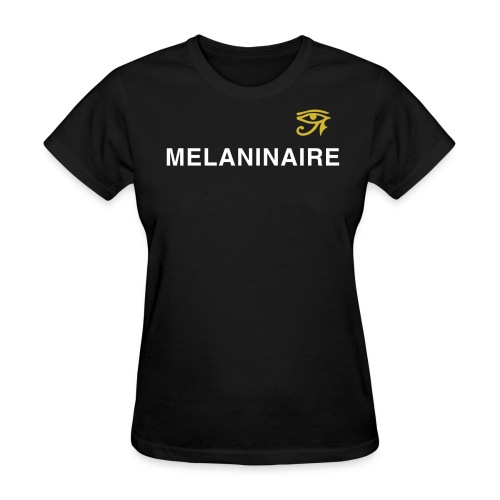 Womans Melaninaire - Women's T-Shirt