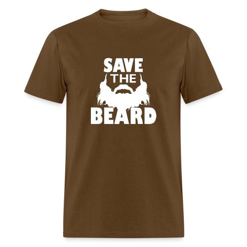 Save The Beard - Men's T-Shirt
