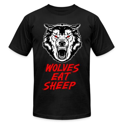 Wolves Eat Sheep - Men's Fine Jersey T-Shirt
