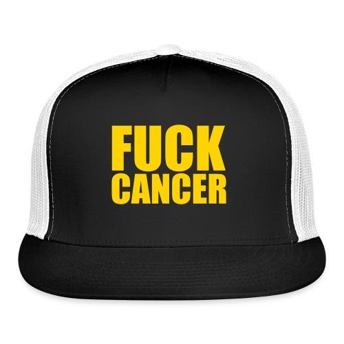 F*** Cancer Hat - Trucker Cap