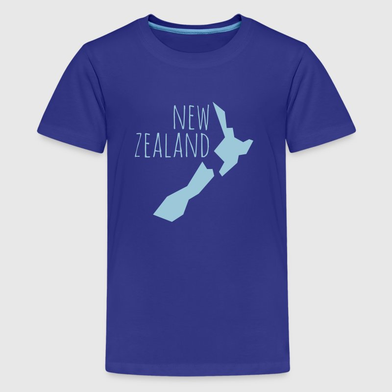 new zealand Kids' Shirts - Kids' Premium T-Shirt