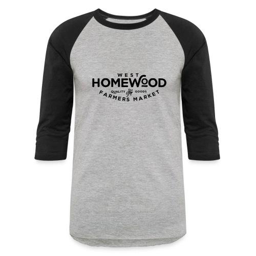 WHFM Men's Baseball T-Shirt - Baseball T-Shirt