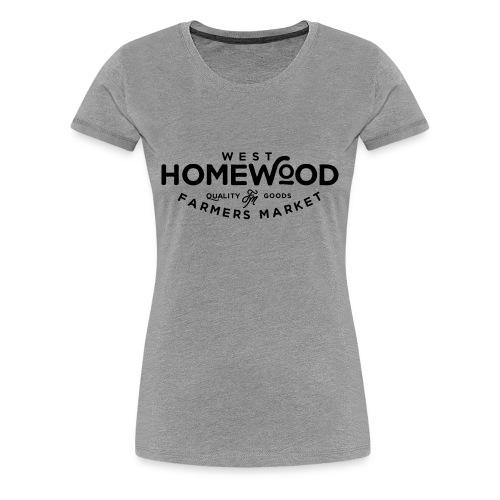 WHFM Women's Premium T-Shirt - Women's Premium T-Shirt