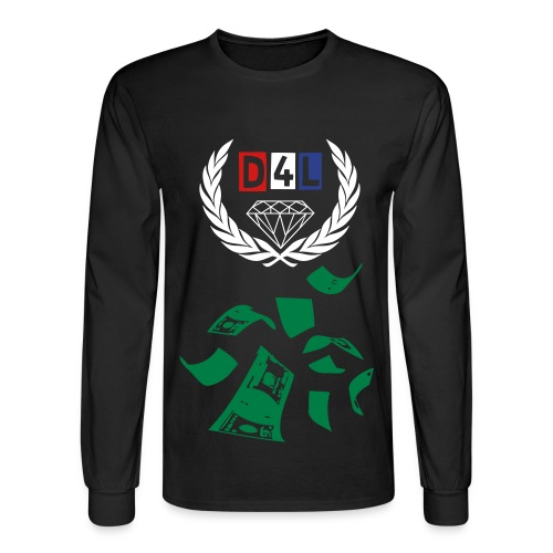 D4L-Longsleeve - Men's Long Sleeve T-Shirt