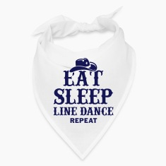 EAT, SLEEP, LINE DANCE, REPEAT Caps