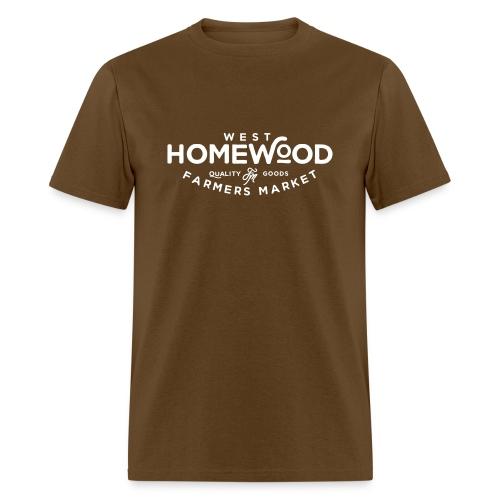 WHFM Basic T-Shirt - Men's T-Shirt