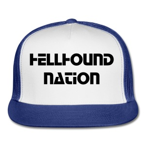 HellHound Nation Cap - Trucker Cap