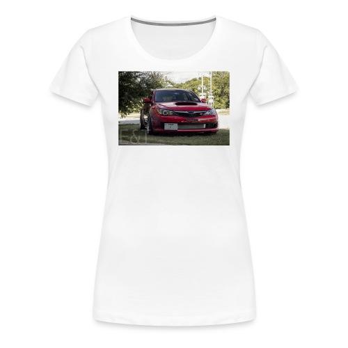 STi Women's Premium Tee - Women's Premium T-Shirt
