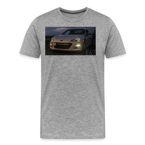 BRZ Premium Tee - Men's Premium T-Shirt