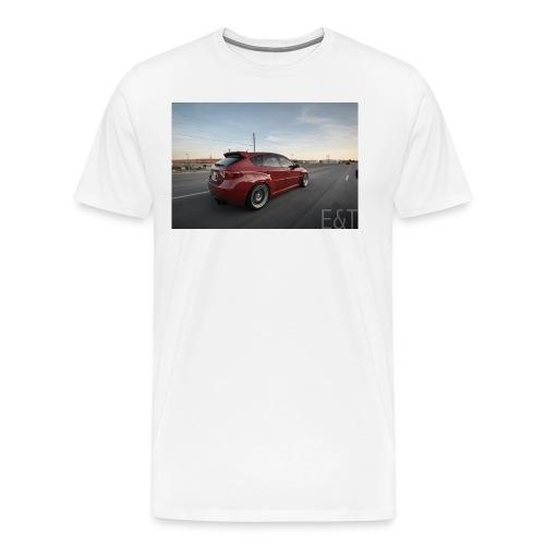 Evan's STi   The Roller - Men's Premium T-Shirt