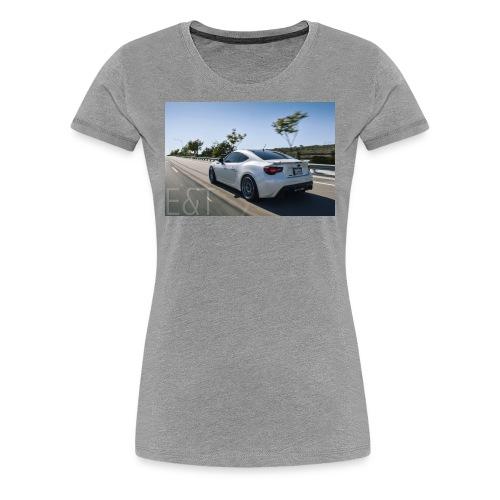 BRZ Women's Premium Tee - Women's Premium T-Shirt