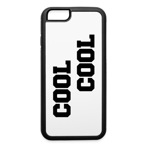 Cool Cool - iPhone 6/6s Rubber Case