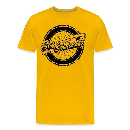 Get Stoked! Tee - Men's Premium T-Shirt