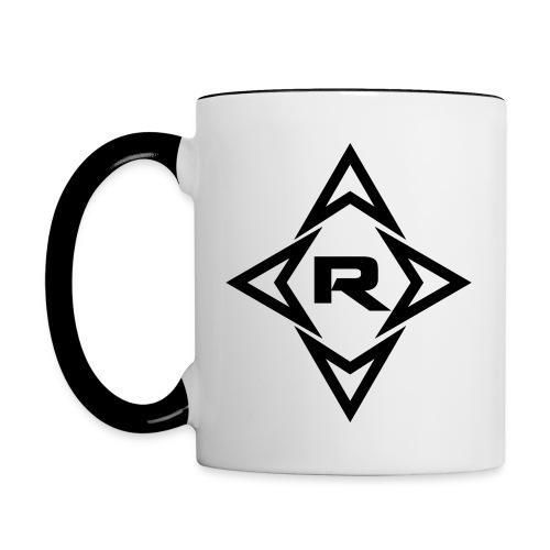 Rezo Coffee Mug - Contrast Coffee Mug