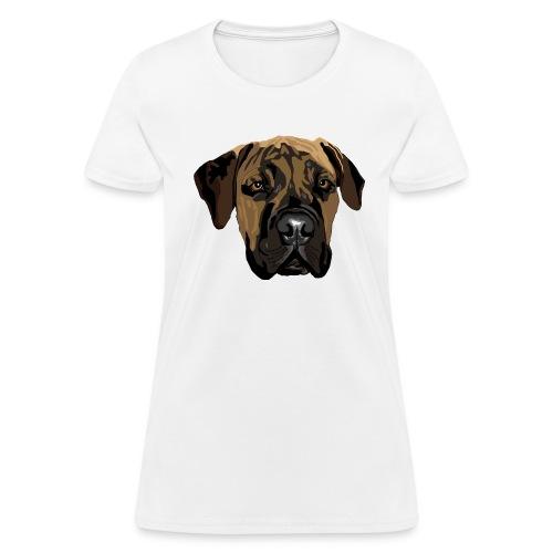 South African Boerboel Woman Shirt - Women's T-Shirt