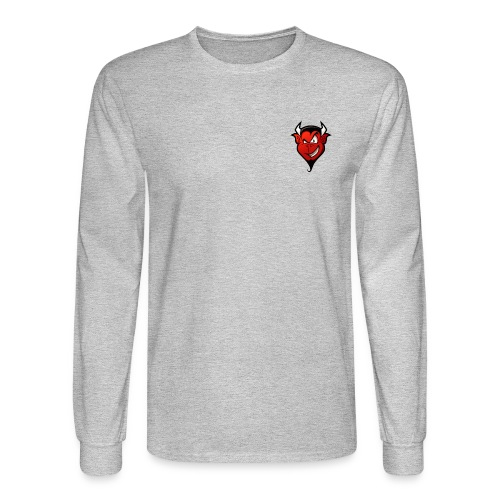 Melbourne Devil Long Sleeve Tee - Men's Long Sleeve T-Shirt