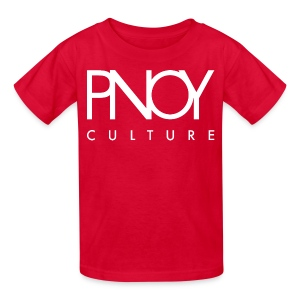 PNOY Filipino Culture Kids Tee Shirt by AiReal Apparel - Kids' T-Shirt