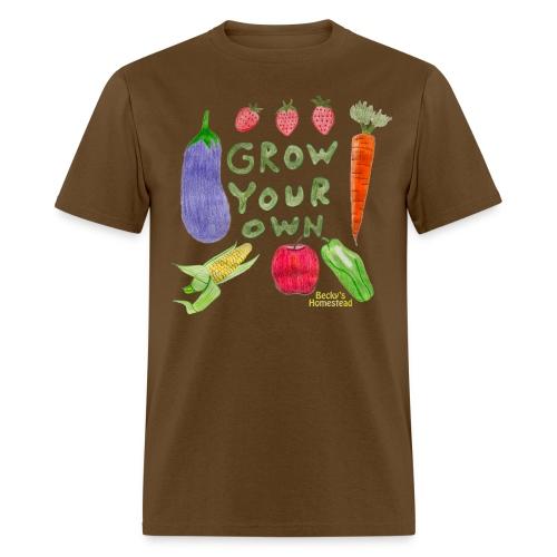 Grow Your Own - Men's - Men's T-Shirt