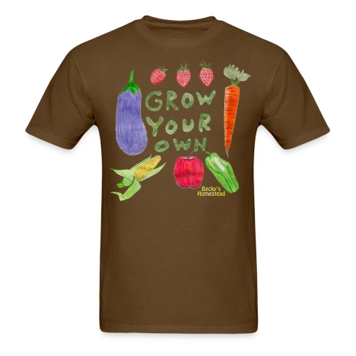 Grow Your Own - Men's - Men's T-Shirt