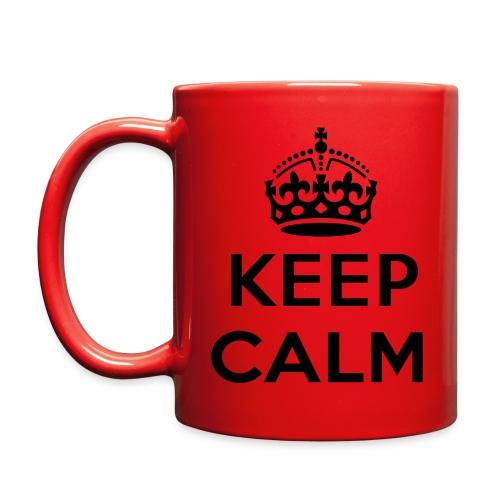 keep calm - Full Color Mug