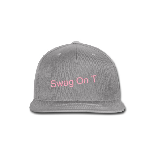 In T style - Snap-back Baseball Cap