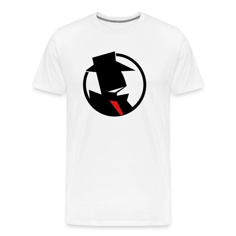 SpyFu Circle - Men's Premium T-Shirt