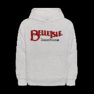 Sweatshirts ~ Kids' Hooded Sweatshirt ~ Olde Belle Isle Detroit
