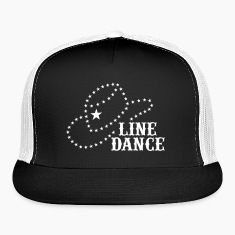 LINE DANCE STAR HAT Caps