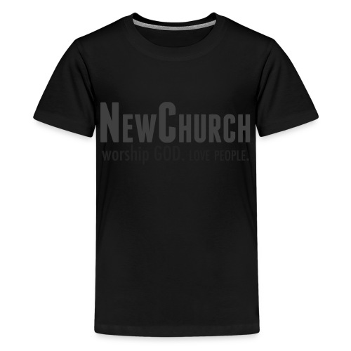NewChurch Kid shirt - Kids' Premium T-Shirt