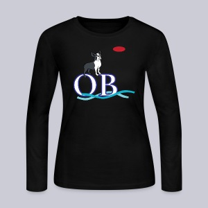 Ocean Beach San Diego - Women's Long Sleeve Jersey T-Shirt
