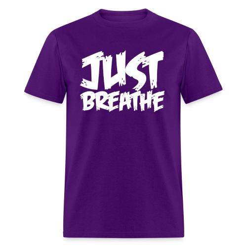 Just Breathe Tee - Mens - Men's T-Shirt