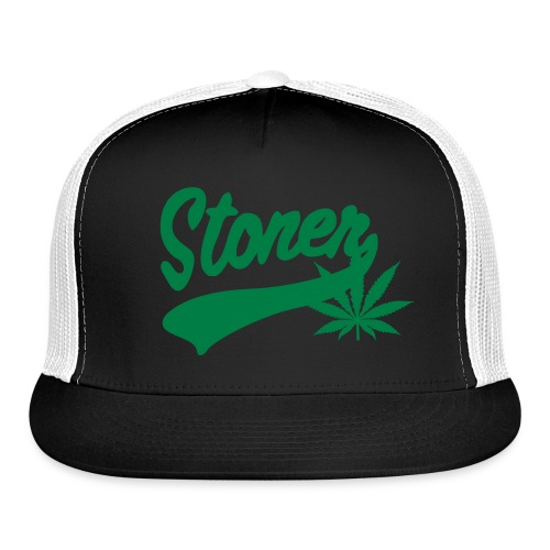 Stonerz Hat - Trucker Cap