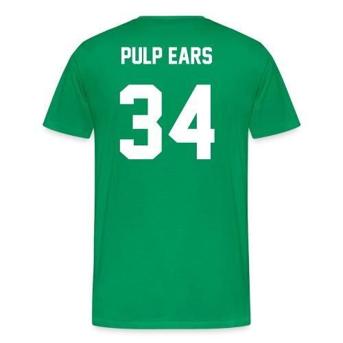 Pulp Ears Zaunism Tee - Men's Premium T-Shirt