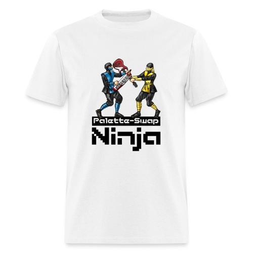 Palette-Swap Ninja - Learn to Spell lyric light - Men's T-Shirt