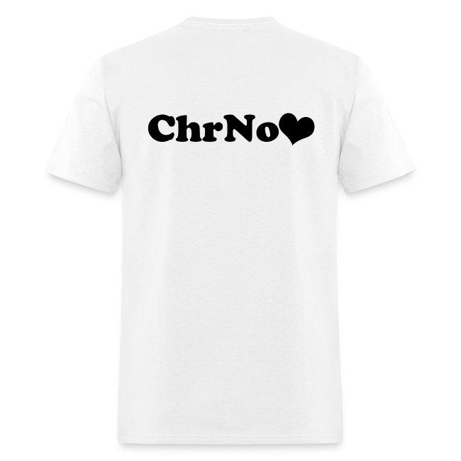 ChrNo Memorial T: Spreadshirt Version 2015