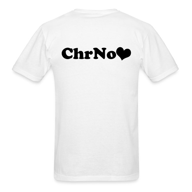 ChrNo Memorial T: Spreadshirt Version 2015