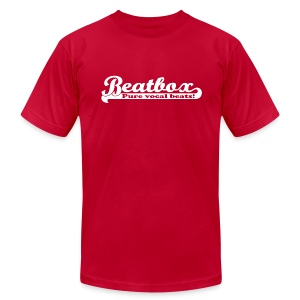Beatbox T-shirt - Men's Fine Jersey T-Shirt