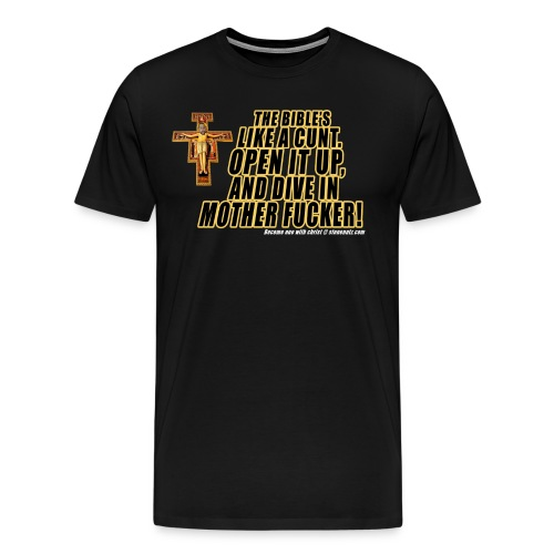 Dirty Religion - Men's Premium T-Shirt