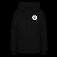 Hoodies ~ Women's Hoodie ~ Logo | CutAndJacked | Womens hoodie