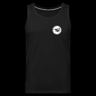 Sportswear ~ Men's Premium Tank ~ Logo | CutAndJacked | Mens tank
