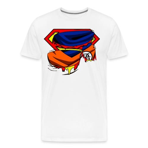Goku?! - Men's Premium T-Shirt